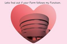 Gallery of 75 Valentines for Architects and (Architecture) Lovers - 14 Lovers Images, Architects, Valentines, Gallery, Decor, Lovers, Barbell, Architecture, Valentine's Day Diy