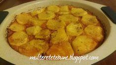 RETETE: Pilaf taranesc cu cartofi la cuptor Snack Recipes, Snacks, Chips, Food, Snack Mix Recipes, Appetizer Recipes, Appetizers, Potato Chip, Essen