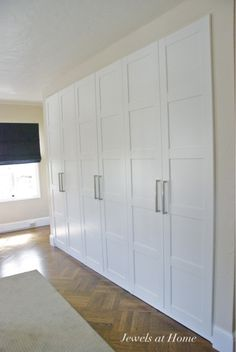Iu0027VE BEEN LOOKING ALL OVER FOR THESE! IKEA PAX Wardrobes Used As Built
