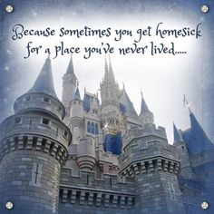Homesick for Disney?