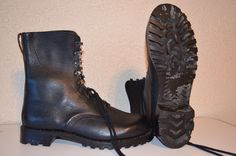 Orig. BW Bundeswehr Stiefel Knobelbecher von 1983 Gr.285/107 NEU!!!!!!!!!!!!!!!! | eBay