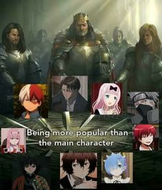 Anime Meme, Otaku Meme, Funny Anime Pics, Anime Crossover, Fandom Crossover, Stupid Funny Memes, Funny Relatable Memes, All Anime, Anime Manga