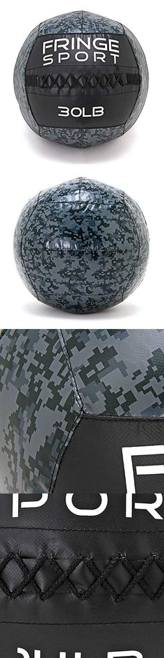 Digital Camo Medicine Ball by Fringe Sport / Wall Balls and Other Strength & Conditioning Exercises (30)
