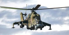 """""""Satan's Chariot"""" – This Awesome Soviet-Designed Helicopter Is Still In Active Service Today"""