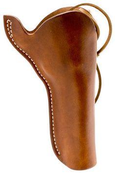 El Paso Saddlery TER4LR Territorian Colt Single Action Army Left Handed Holster #ElPasoSaddlery