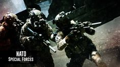 """NATO Special Forces • """"Don't Get In My Way"""""""