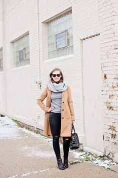 jillgg's good life (for less) | a style blog: my everyday style: neutrals and a HUGE thank you!