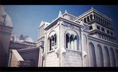minas tirith building - Google zoeken
