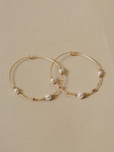 Long Dangle Ancient Greek Classic Contemporary Geometric Industrial Designer Jewelry Elegant Minimal Zen Copper Link Hoop Loop Earrings