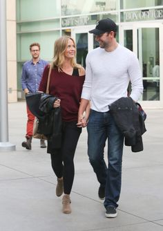 Of Course Emily Blunt And John Krasinski's Baby Is Perfect, OF COURSE