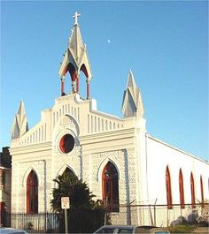 21. Jump Street: The Historic St. James AME Church in New Orleans is the 'Jump Street Chapel' in the movie. Click on the picture for more background infos.