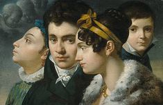 Merry-Joseph Blondel (5 iulie 1781 – 12 iunie 1853), pictor francez neo-clasic