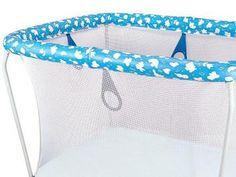 Cercado Lenox Azul para Crianças até 15 kg - Lenox Kiddo
