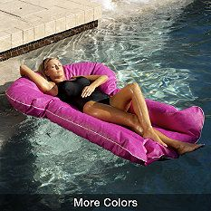 Pool Floats - Thick Designer Pool Floats - Unsinkable Pool Float - Frontgate
