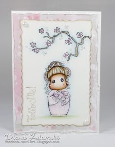 DeeDee´s Card Art: ♥ All About Magnolia DT - Flowers ♥