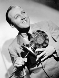 Bing Crosby will always be one of my favorite voices to listen to, especially at Christmas.
