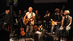 """Sting, the 16-time Grammy Award-winning musician, performs songs from his new album, """"The Last Ship,"""" and forthcoming play of the same name ..."""