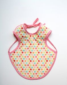 KoolBeenz: Baby Apron Bib - with Tutorial/Pattern