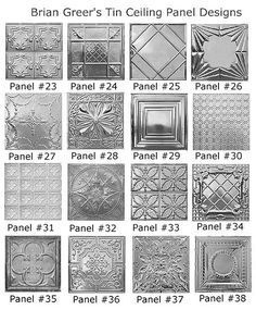 Great 12X12 Floor Tile Patterns Tall 12X24 Floor Tile Solid 16 X 24 Tile Floor Patterns 16X16 Ceramic Tile Young 1930 Floor Tiles Blue20 X 20 Floor Tiles Buy Faux Tin Ceiling Tiles   50  Designs   Easy Glue Up ..