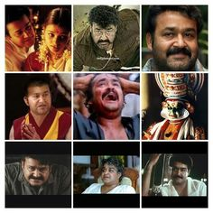 Mohanlal-Natural actor who lives the character.