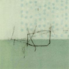 Jay Kelly  2007    Pastel and graphite on vellum.    5 x 5 inches