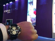 Gran Celtica watch wristshot Charriol, Accessories
