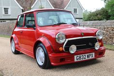 eBay: Classic Mini ERA Turbo (Rare Uk Car) #classicmini #mini