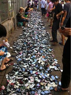 Mercado de teléfonos móviles - Mobile phones market
