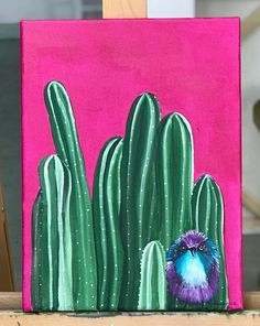 100/% algodón Paintbush Studio-Graphix Gama-turquesa Lavanda Raya