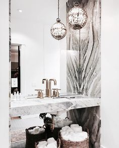 > pinterest: @ellemartinez99 < Tap the link now to see where the world's leading interior designers purchase their beautifully crafted, hand picked kitchen, bath and bar and prep faucets to outfit their unique designs.