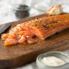 'Sugar and Spice' Cured Huon Salmon recipe - Huon Aquaculture