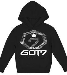 "Exclusive GOT7 ""LOGO"" design for I GOT7s"