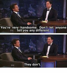 Jimmy Kimmel Live Robert Downey Jr.