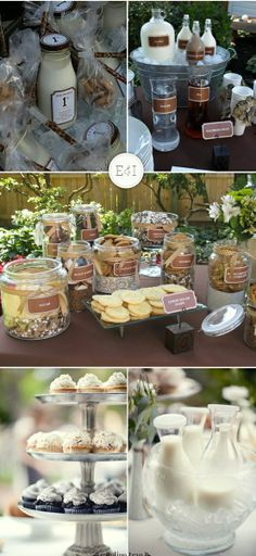 cookie and milk bar | Milk & Cookies – Engaged&Inspired |