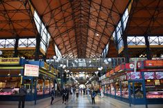 great market hall - mercado central - budapeste - budapest restaurants…
