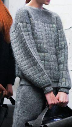 Alexander wang- futuristic knits
