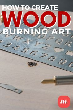 Wood Burning Patterns, Wood Burning Art, Wood Projects, Woodworking Projects, Pyrography Tools, Wood Burning Techniques, Pen Down, Popular Art, Glass Dishes