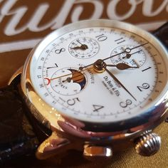 DuBois et fils Omega Watch, Pocket Watch, Watches, Instagram Posts, Accessories, Sons, Wrist Watches, Pocket Watches, Tag Watches