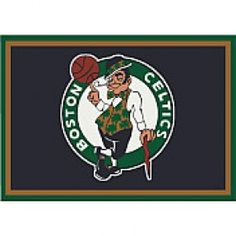 #celtics Seth's favorite NBA team. I just like their logo :)
