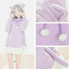 Daddykink - Photos - inocent and hot - Roupas (Kawaii) Estilo Harajuku, Harajuku Mode, Harajuku Fashion, Kawaii Fashion, Lolita Fashion, Cute Fashion, Asian Fashion, Fashion Outfits, Moda Lolita