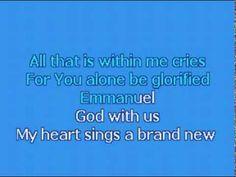 Mercy Me Karaoke God with Us