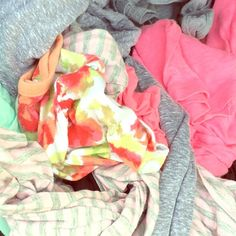 Huge lot of women's clothing Huge lot of women's clothing sizes medium and large. Some still with tags. All great condition Tops Blouses