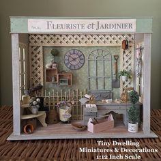 2017. Miniature dollhouse ♡ ♡ By Tiny Dwilling