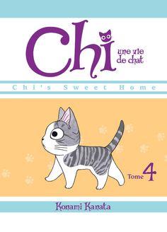 Chi, une vie de chat, tome 4 Kanata Konami 160 pages Couverture souple. 13,2 x 18