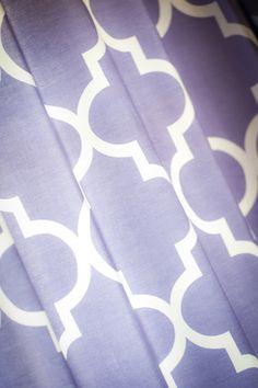 Brooke's Purple and Gray Nursery - Project Nursery