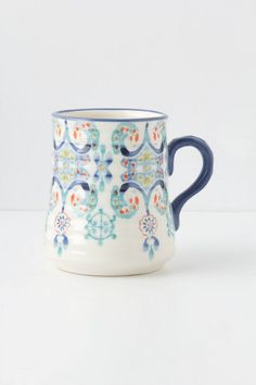 TODAY I LIKE ··· ANTHROPOLOGIE MUGS