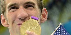Michael Phelps ya es una historia viva de los Juegos Olímpicos
