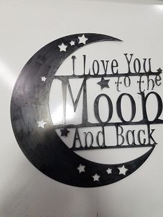 To The Moon & Back | Colonial Metalworks | Flickr