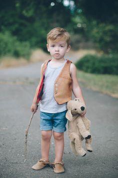 """Someone has a """"Huck Finn"""" childhood Little Boy Fashion, Kids Fashion Boy, Little Man Style, Little Boys, The Joys Of Motherhood, Precious Children, Nature Prints, Summer Kids, Little People"""