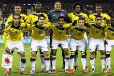 COLOMBIA EQUIPO FUTBOL 2014 - Buscar con Google